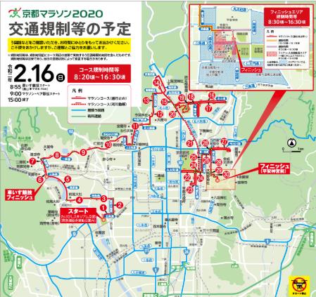 京都 マラソン 2021